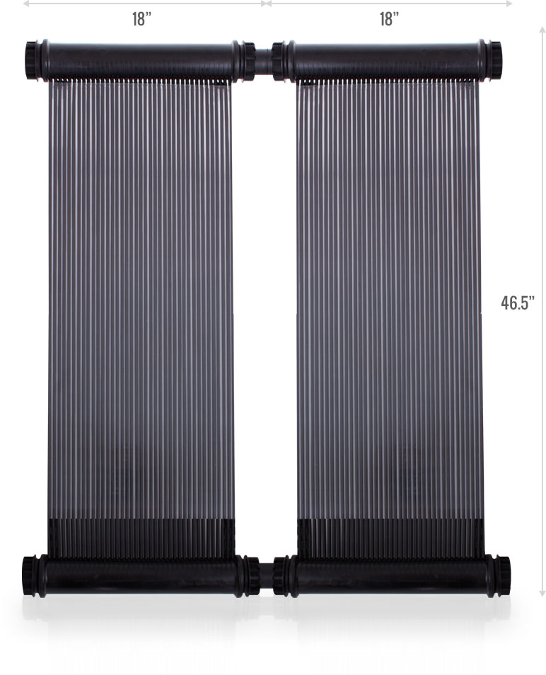 evosun pool heater specs